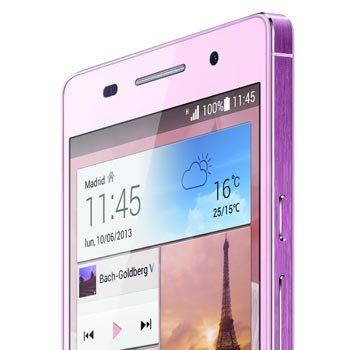 Un Huawei Ascend Rosa para Orange