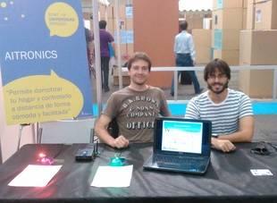 Aitronics, una nueva start-up de la Universidad de Zaragoza