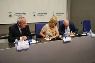 """Nueva """"Cátedra URBASER Tecnologías Innovadoras"""" de la Universidad de Zaragoza"""