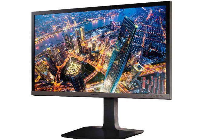Nueva gama de monitores UHD de Samsung