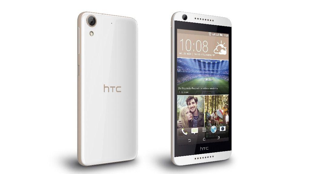 HTC Desire 626, cámara a toda potencia