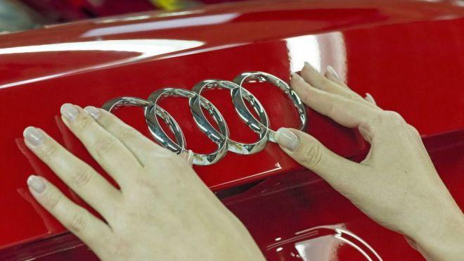Samsung y LG juntas en el desarrollo de las baterías del futuro SUV eléctrico de Audi