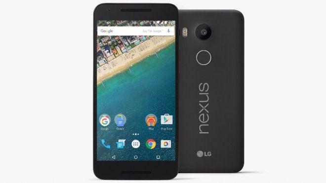 Nexus 5X, lo último de Google y LG