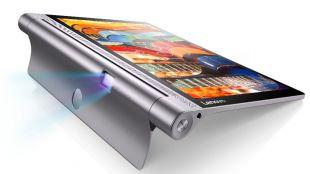 Yoga Tab 3 Pro, cabeza visible de la nueva oferta de Lenovo