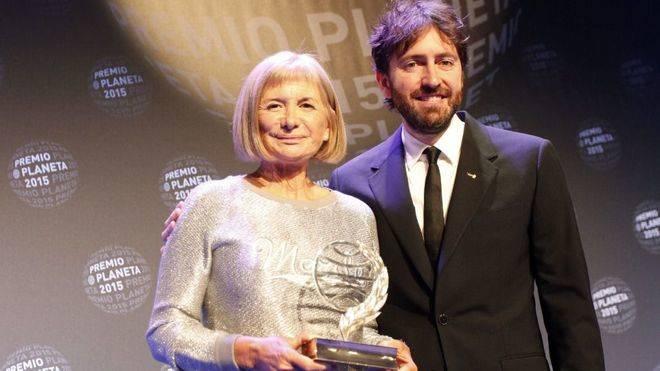 Alicia Giménez Bartlett, Premio Planeta 2015