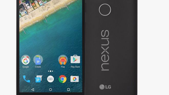 Nexus 5x, disponible a partir del 9 de noviembre