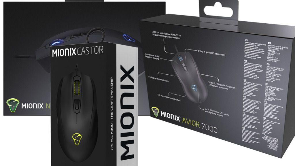 Mionix, un lujo no sólo para jugones