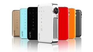 Qumi Q6, el nuevo proyector de bolsillo de Vivitek
