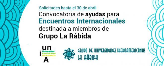 Abierta Convocatoria de ayudas para encuentros científicos internacionales