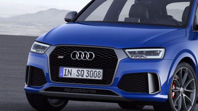 Audi RS Q3, 367 CV de pura potencia