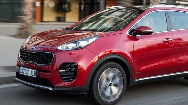 Nuevo diseño y tecnología para el Kia Sportage