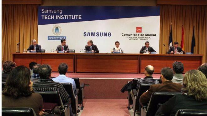 Samsung y la Comunidad de Madrid forman a profesores en Tecnología, programación y robótica