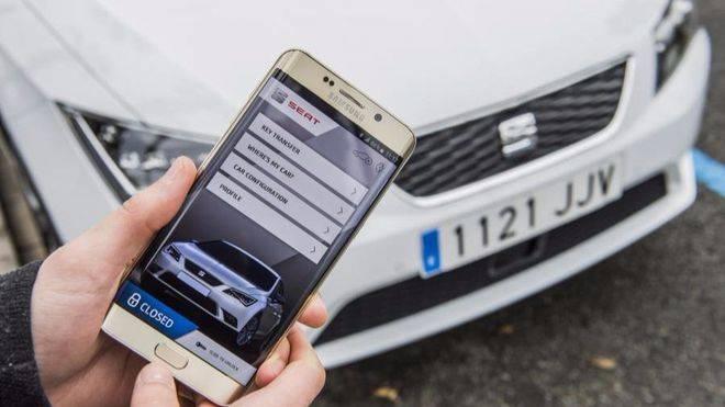 SEAT, Samsung Electronics y SAP se alían para desarrollar coches conectados