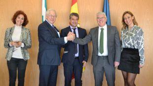 La Universidad de Almería se convierte en Centro Colaborador de la Universidad de Cambridge.