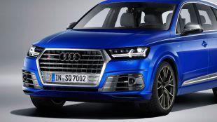 El nuevo Audi SQ7 TDI , un SUV diésel innovador