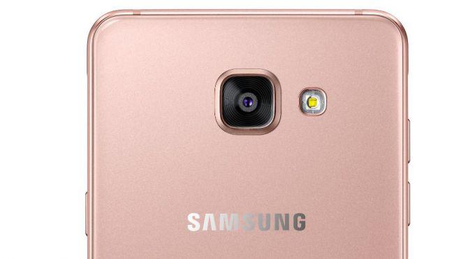 Nuevo color pink gold para los Smartphones Samsung Galaxy A
