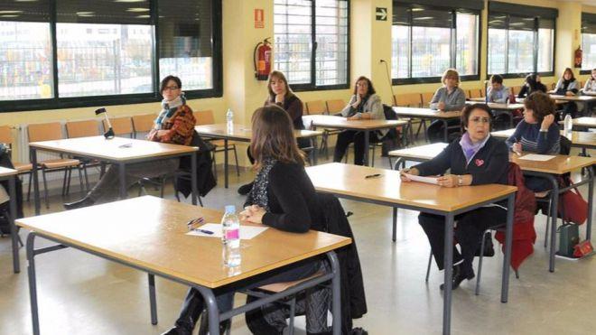 Madrid convoca 1.500 plazas de profesores para Secundaria y FP