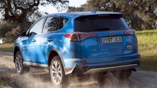RAV4 HYBRID, el nuevo SUV híbrido de Toyota