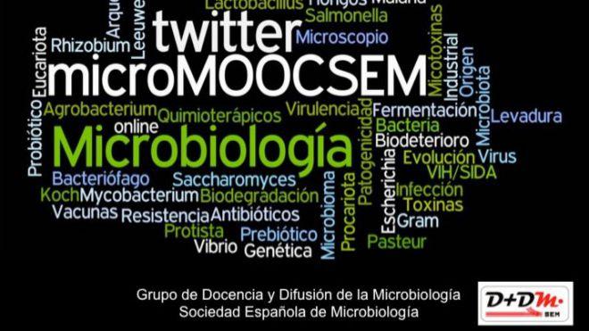 Primer curso mooc vía Twitter sobre microbiología en el que participa la UC
