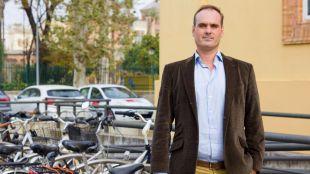 Modelo de bicicleta de tres ruedas patentado por un investigador de la US