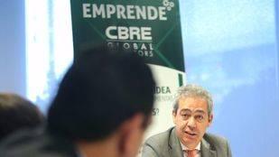 'Plan Emprende', nuevo programa de ayuda a los emprendedores de CBRE Global Investors