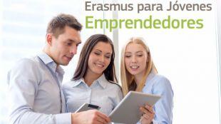Erasmus para Jóvenes Emprendedores andaluces convocado por Andalucía Emprende