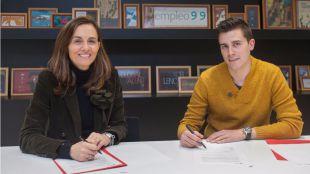 Convenio de prácticas de verano entre Decathlon y la Universidad de Navarra