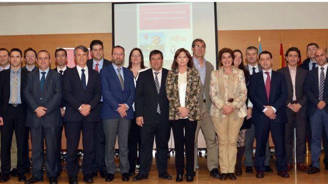 Máster Corporativo en Management de Fujitsu en la Universidad Rey Juan Carlos