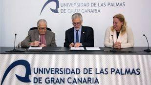 Convenio de colaboración entre la ULPGC y la Fundación de Arte y Pensamiento Martín Chirino
