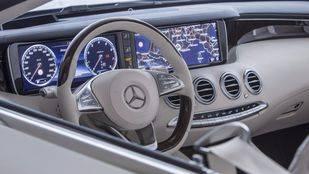 Nuevo Cabrio de la Clase S Mercedes-Benz