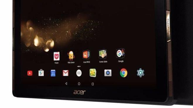 Acer Iconia Tab 10, mejorando la experiencia del usuario
