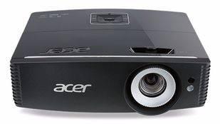 Cuatro nuevos proyectores de la serie P de Acer