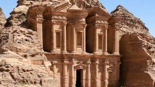 Petra, la ciudad rosada de Jordania