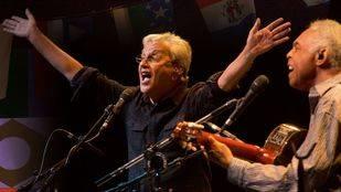 """Caetano Veloso y Gilberto Gil con su último proyecto """"Dos Amigos, Un Siglo de Música"""","""