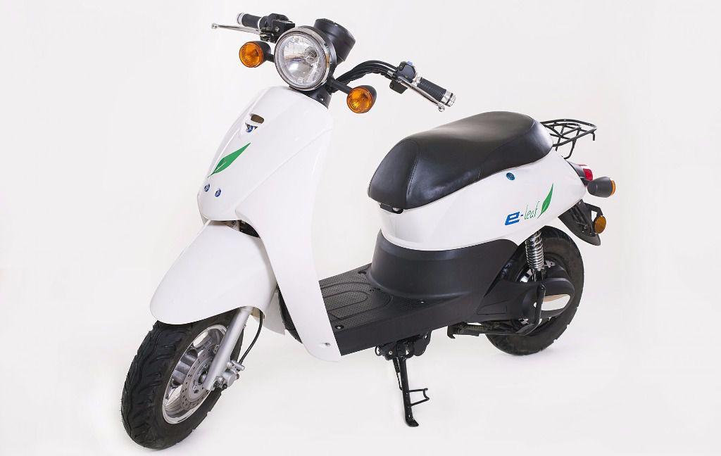 E-leaf, la moto eléctrica española