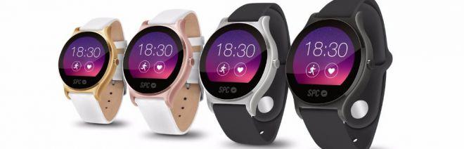 Circle es el nuevo Smartwatch de SPC, un smartee watch con mucho estilo