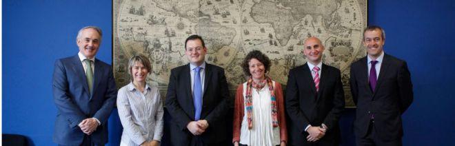 Deusto y Hewlett Packard Enterprise se unen para la creación de un Observatorio Tecnológico