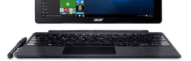 Switch Alpha 12, el nuevo 2 en 1 de Acer