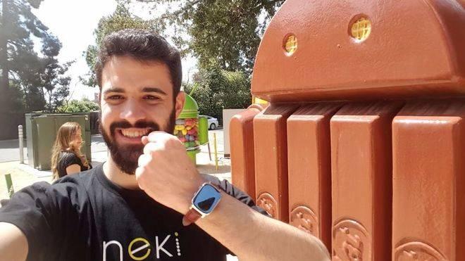 Neki diseña un reloj localizador para personas con alzhéimer o demencia senil