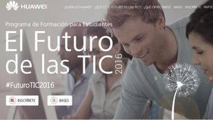 Nueva convocatoria del Programa de Becas de Formación en China de Huawei España.