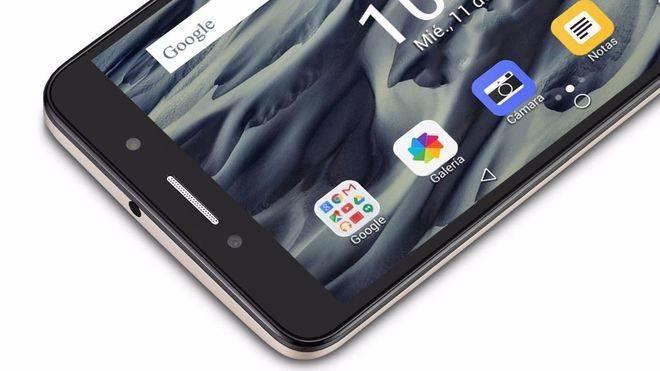 """PIXI 4 con pantalla de 6"""", el nuevo smartphone de Alcatel"""