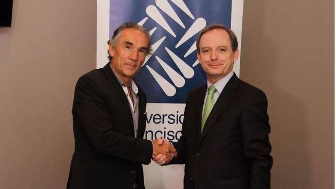Convenio de colaboración entre la UFV y el canal Non Stop People