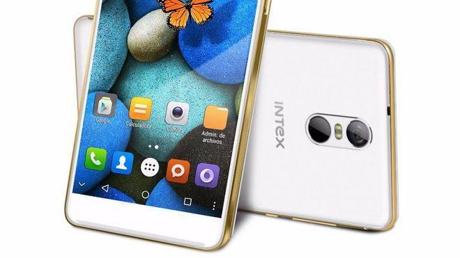 Intex presenta en España su nueva gama de smartphones Aqua