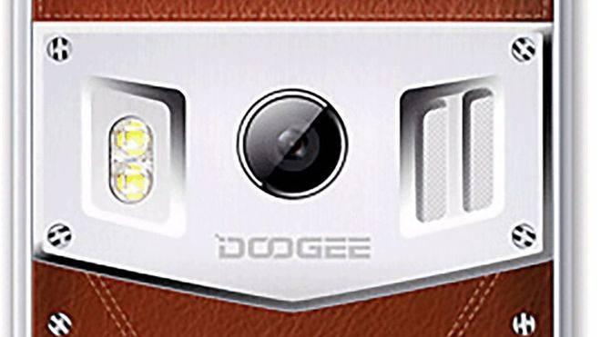 DOOGEE T3, doble pantalla, acabados de lujo y sólo 178 €
