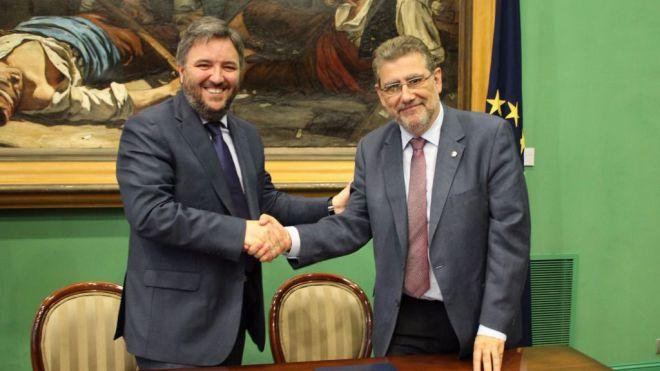 La Universidad de Zaragoza y Ariño Duglass crean una cátedra para investigar sobre vidrio