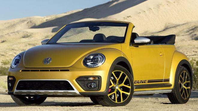 Volkswagen nos presenta el nuevo Beetle Dune, un crossover muy completo