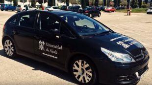 Drivertive, el coche autónomo colaborativo de la UAH recibe un Premio en Holanda