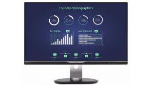 Philips presenta el primer monitor con conexión USB Tipo C