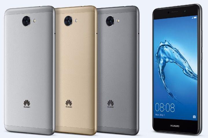 Huawei Y7 y Huawei Y6 2017 los nuevos smartphones de Huawei