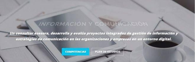 Máster en Consultoría de Información y Comunicación Digital de Unizar